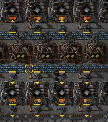 Steam Community :: Guide :: Mid/Late Game Furnace Layout