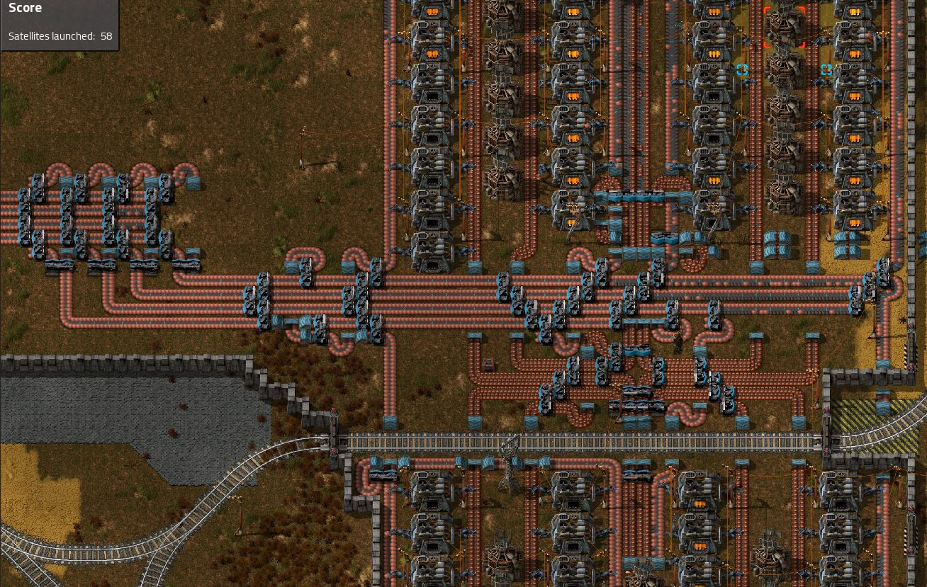 Delightful ... Output, An Example Will Be Below. Note The Gap Between The Main Bus  Line And The Furnaces, This Allows For A Secondary Bus To Be Directed Into  The Main ...