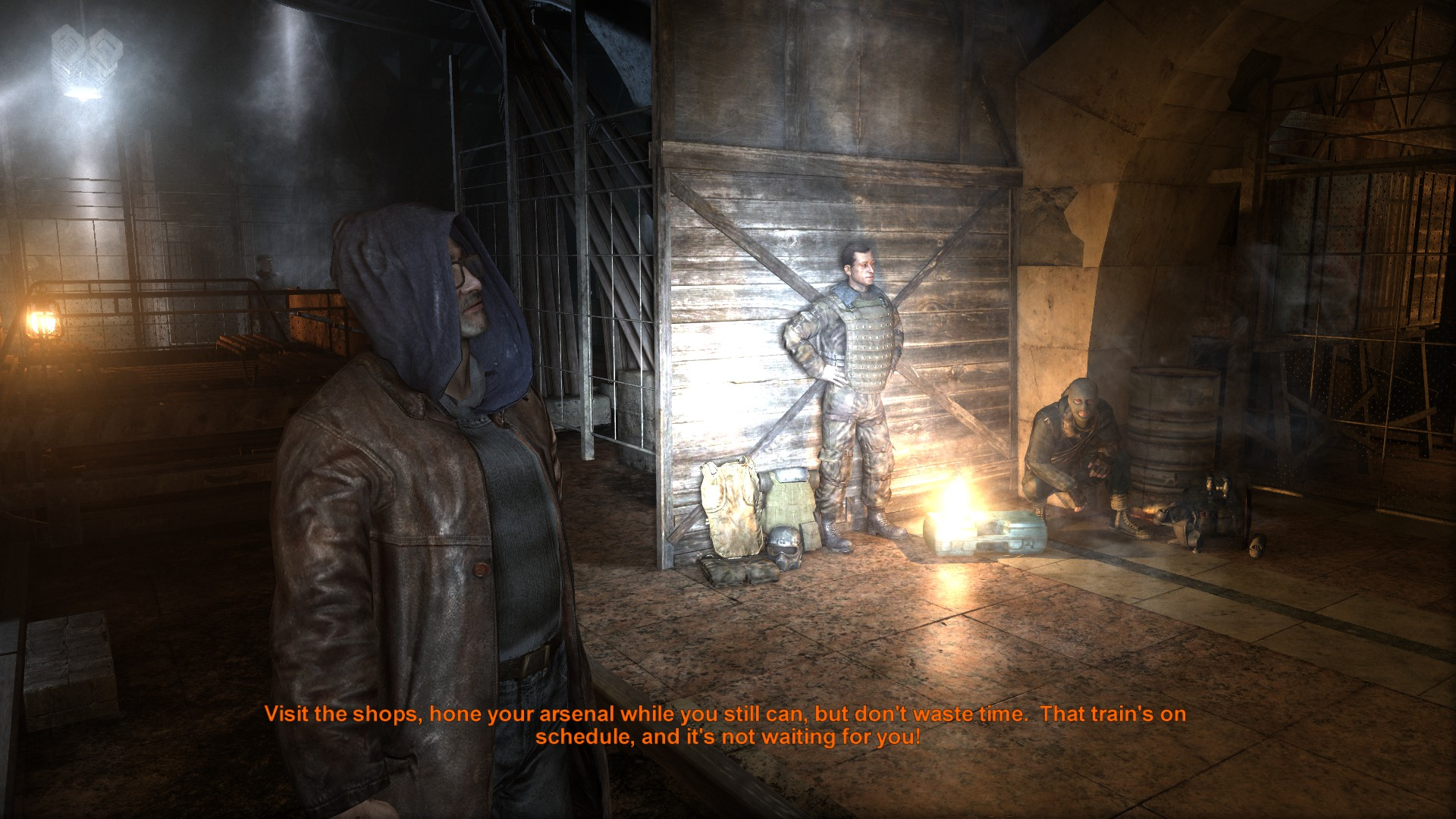 metro 2033 redux changes