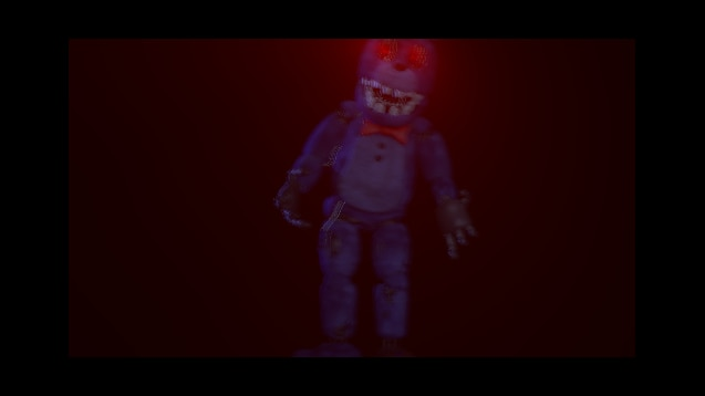 Steam Workshop Withered Bonnie With Face And Arm Session