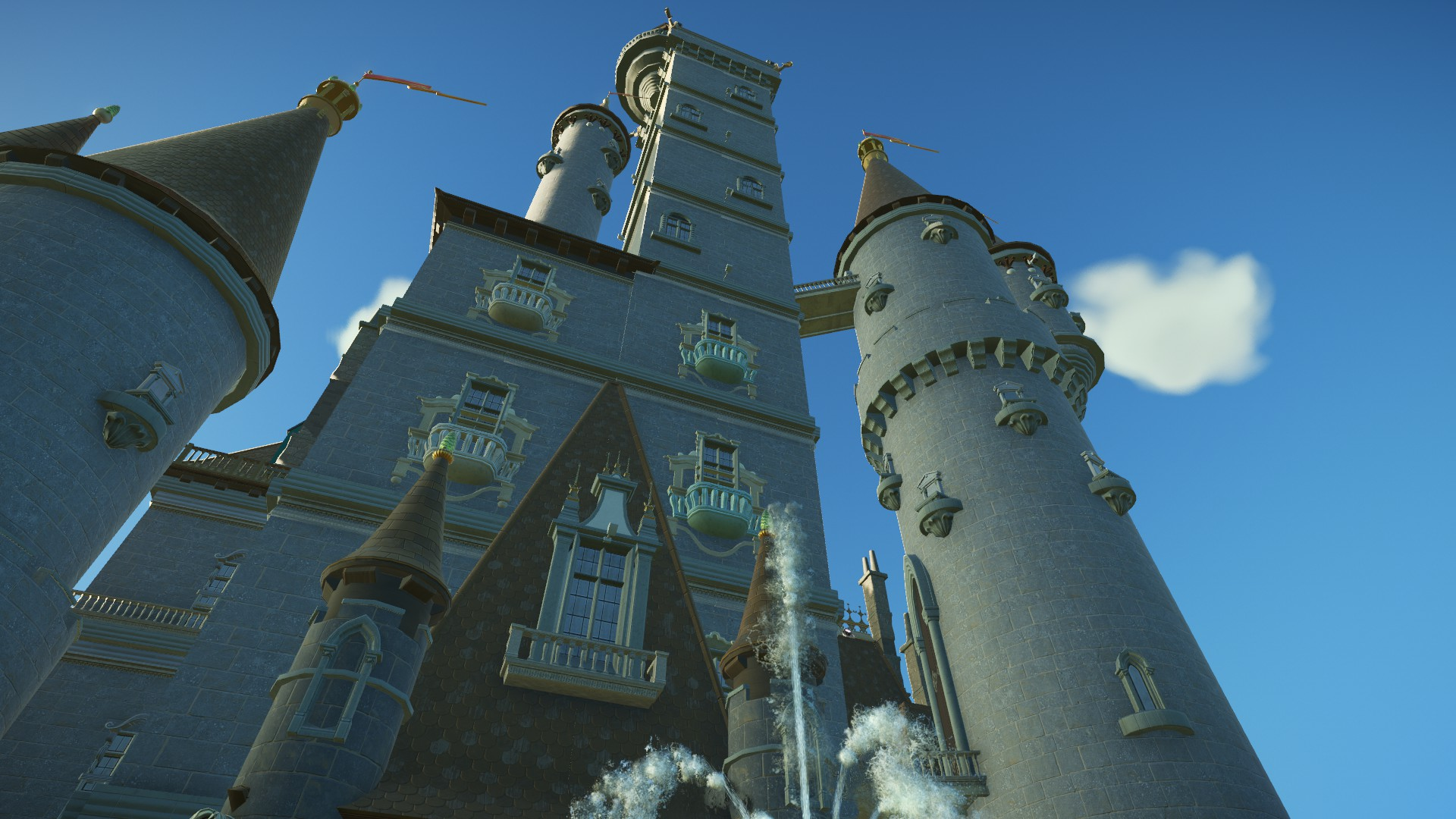 steam workshop :: beauty and the beast castle / part 1