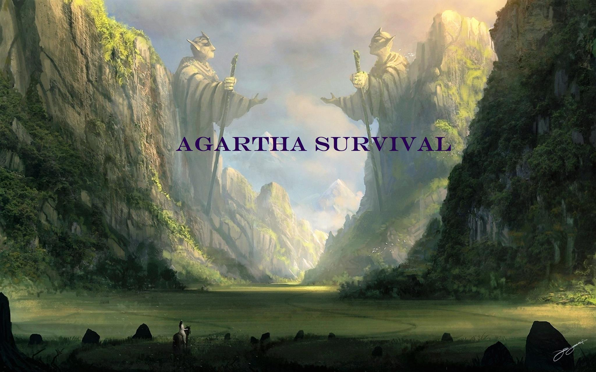 Steam Workshop :: Agartha Survival