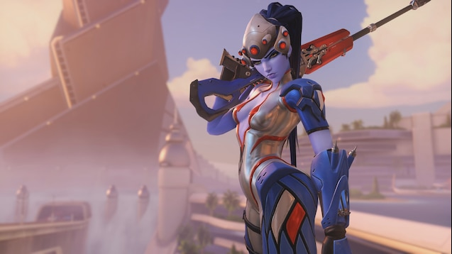 Steam Workshop::Overwatch-Widowmaker Tricolore