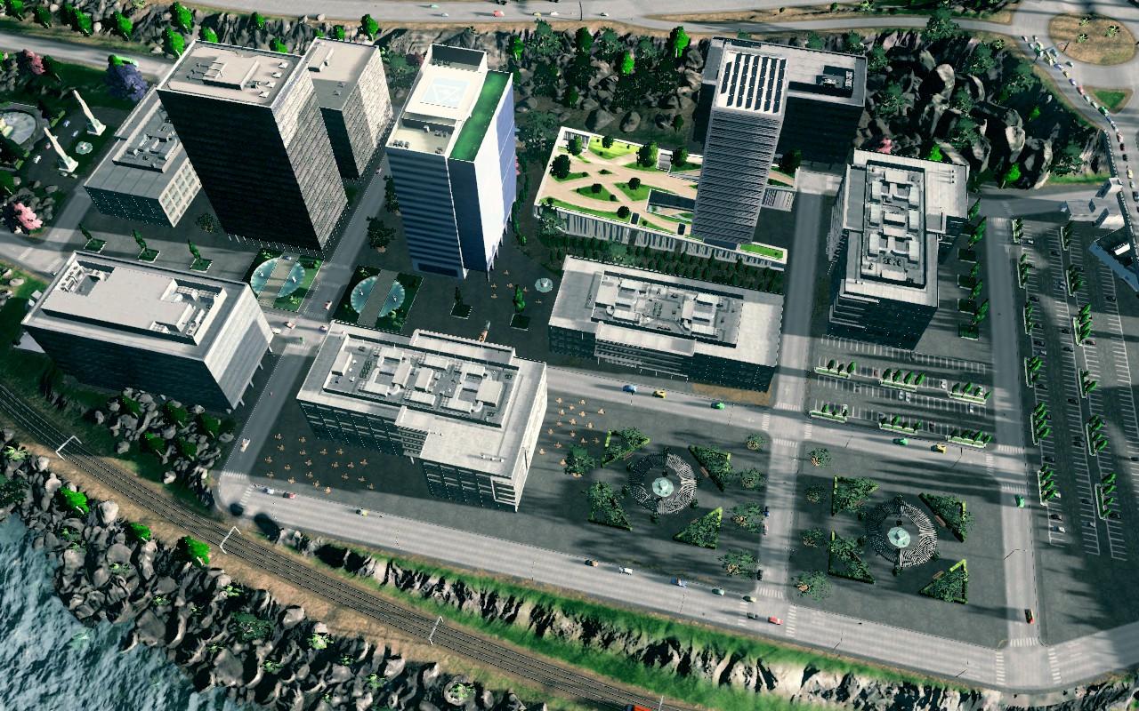 image Centre d'affaires