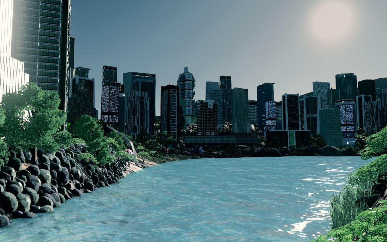 image Grand parc urbain