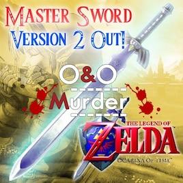 Steam Workshop :: Master Sword SWEP [Edited for O&O]