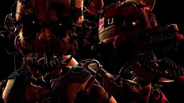 Steam Workshop :: [FNAF:SL]Nightmare Sister Location Pack V1
