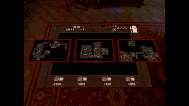 Steam Workshop :: Resident Evil 2 - The Board Game + Expansions + Models