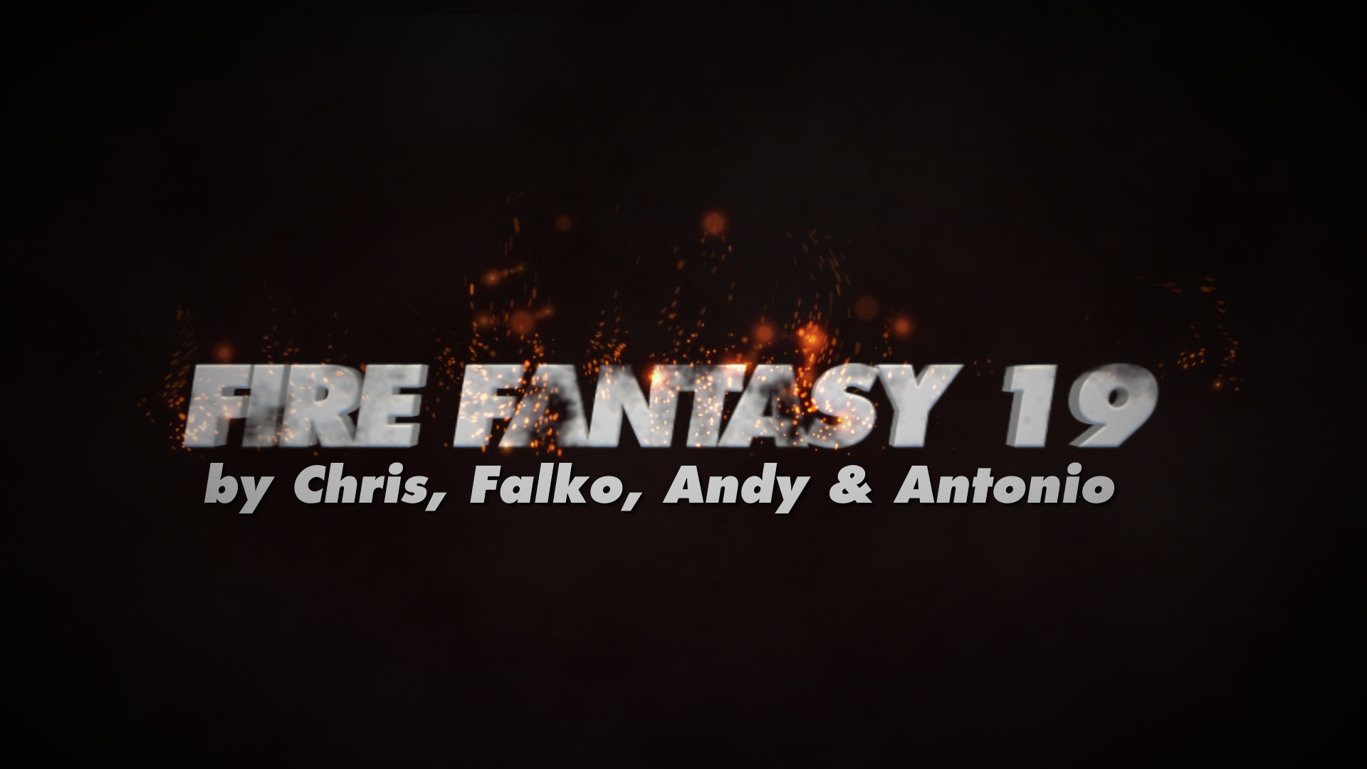 FIRE Fantasy 19 w/ dll and asset mod -> Read Install Instructions