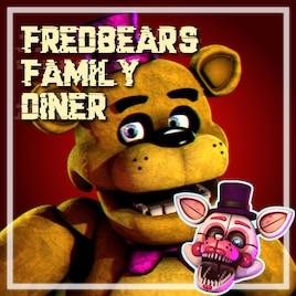 Steam Workshop :: [FNaF 4] Fredbear's Family Diner Map