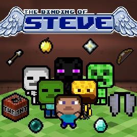 Steam Workshop :: The Binding of Steve : Minecraft Crossover