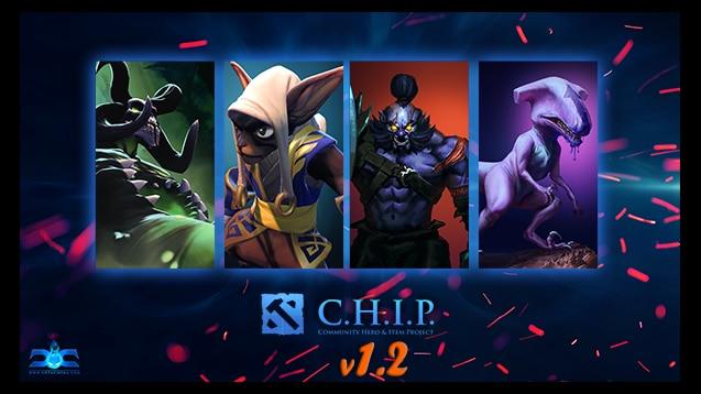 Steam Workshop :: CHIP v1 2: Community Hero & Item Project