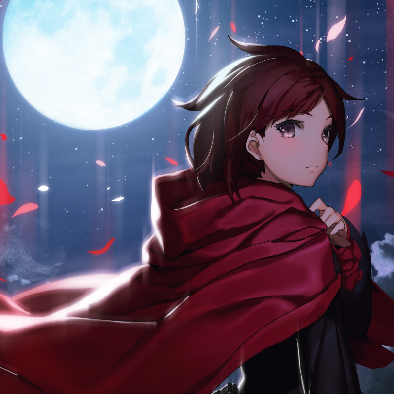 Steam Workshop Rwby Ruby Rose Animated Wallpaper 1920x1080