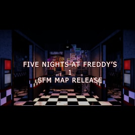 Steam Workshop :: Five Nights at Freddy's 1 Map Release