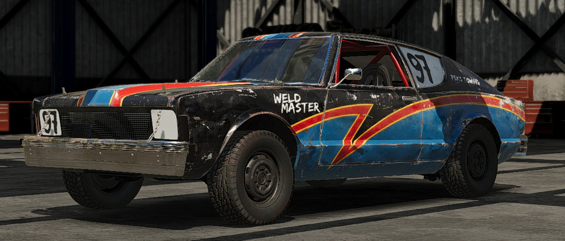 Steam Community :: Guide :: Wreckfest: Car Customisation