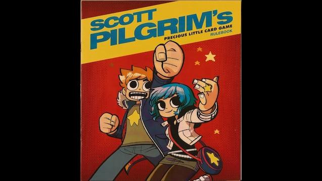 Steam Workshop Scott Pilgrim S Precious Little Card Game Clean