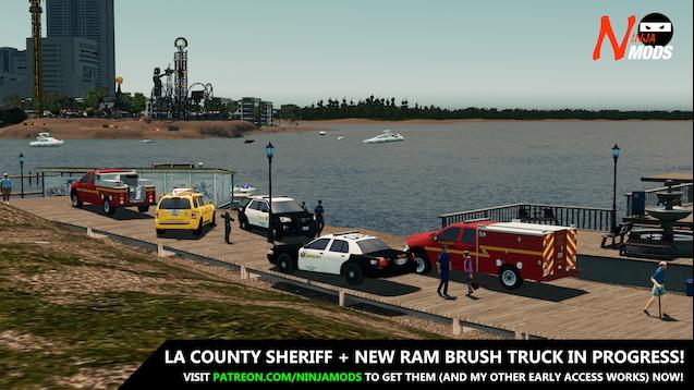 Steam Workshop :: [DISASTER] 2018 Chevrolet Tahoe FBX News