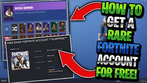 Fortnite Random Account Generator Free | Fortnite Free Eon Code