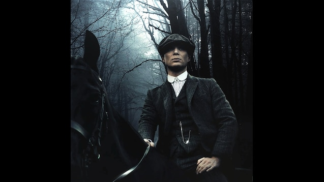 Steam Workshop Peaky Blinders Tommy Shelby Animated