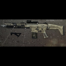 Steam Workshop :: Custom Mk 17 Scar H for M14 EBR