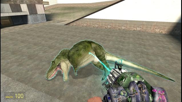 Steam Workshop :: Jurassic Park 3 - Tyrannosaurus Rex (The