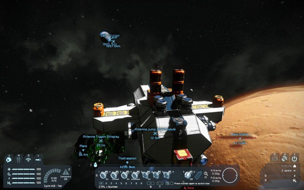 Steam Community :: Screenshot :: Dedicated server test - Jump Mars