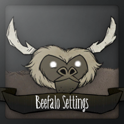 Steam Workshop :: Beefalo Settings (Taming, Riding, Loot etc.)
