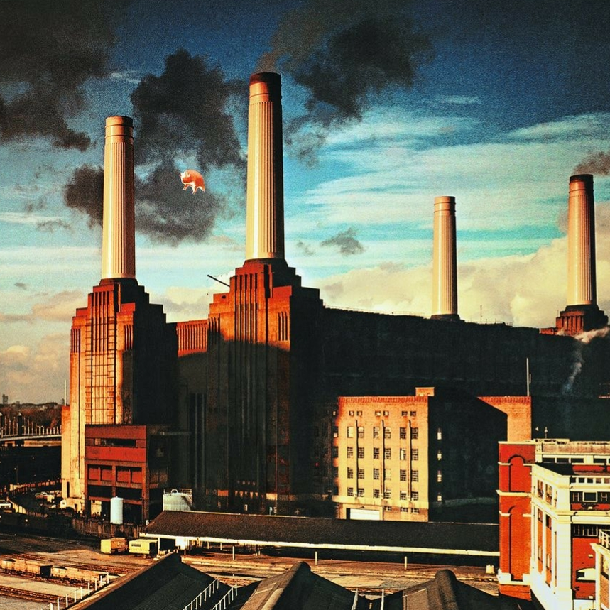 Steam Workshop Pink Floyd Animals Wallpaper