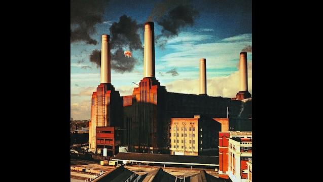 Steam Workshop Pink Floyd Animals Wallpaper