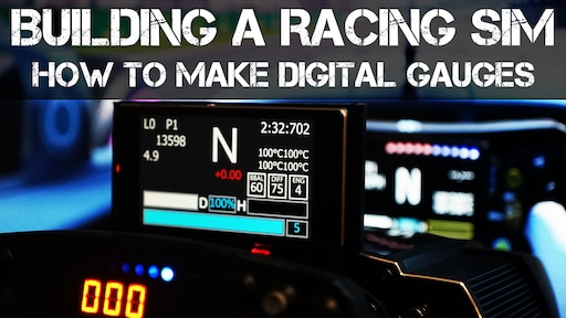 Steam Community :: Guide :: How to make a Digital Dash for