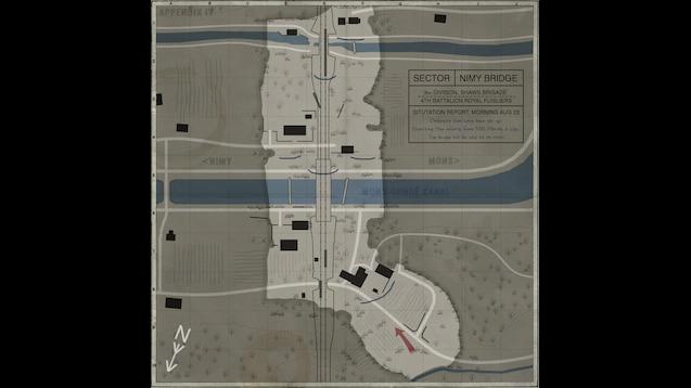 Steam Workshop :: Nimy Bridge - Screaming Steel Map