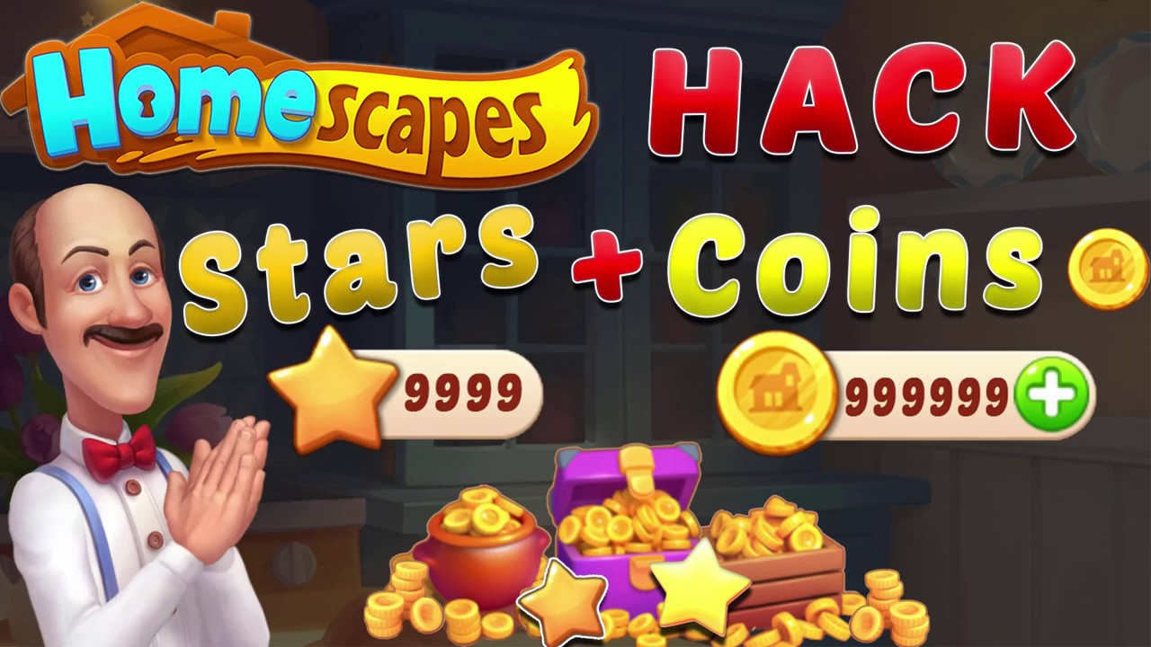homescapes hack unlimited stars download