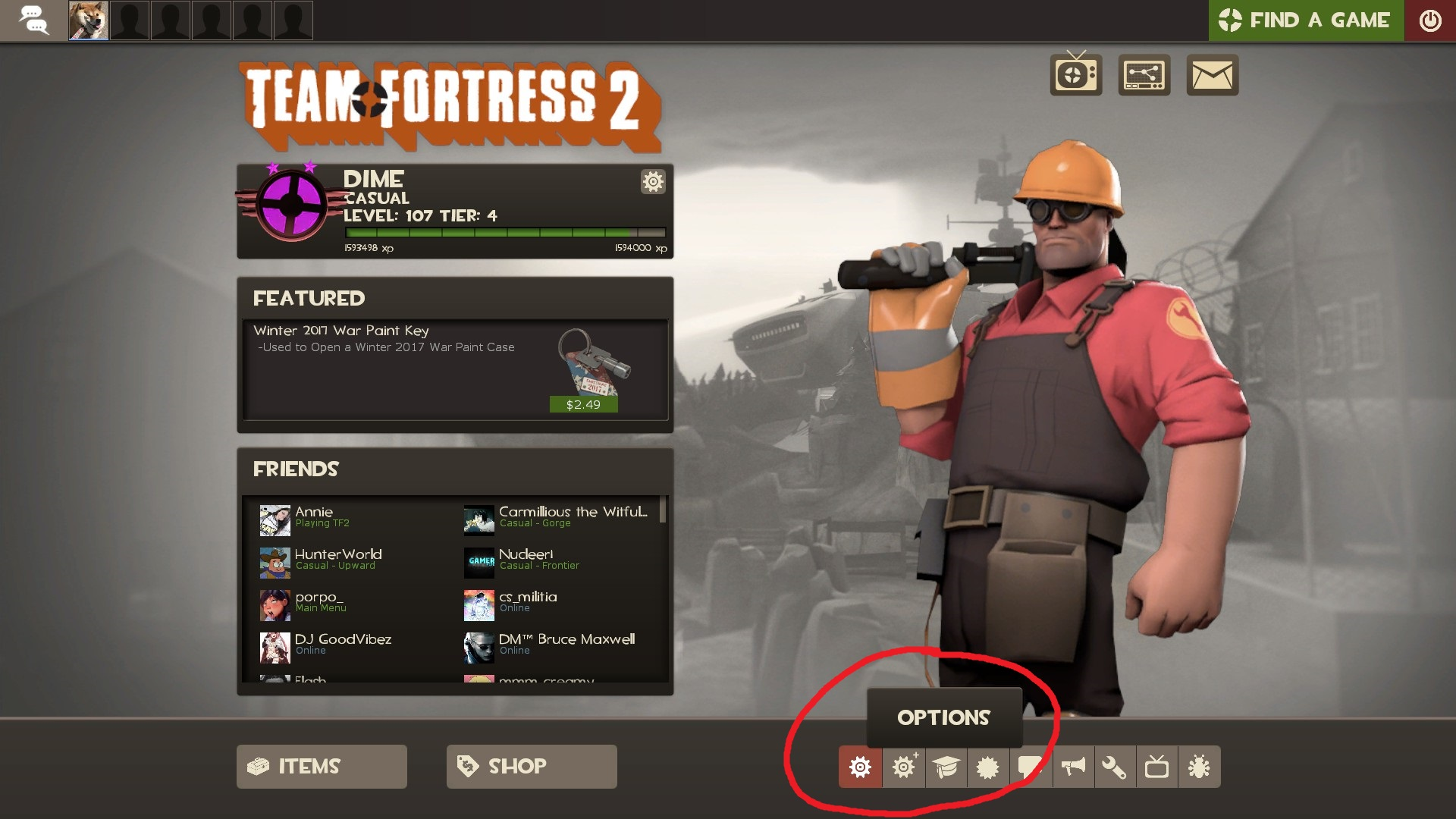 Steam Community :: Guide :: How to stop TF2's settings from being