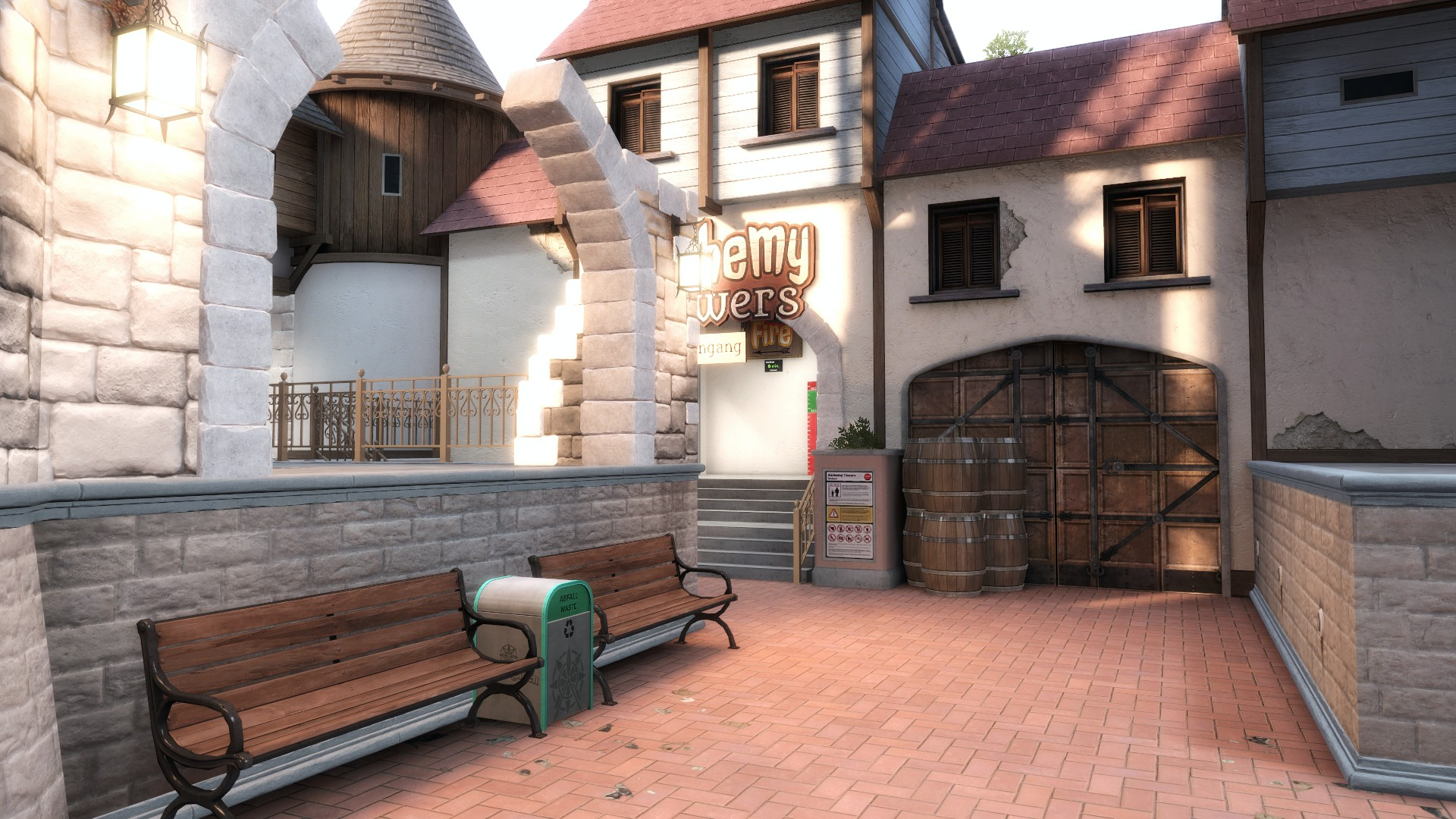 CSGO map ports for Garry's Mod - Developers - Facepunch Forum