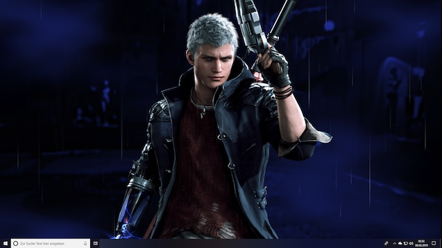 Steam Workshop :: [Audio Responsive] Devil May Cry 5 Nero Wallpaper