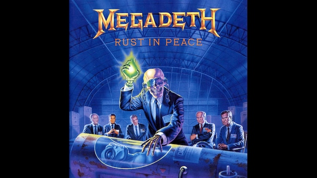 Steam Workshop Rust In Peace Background