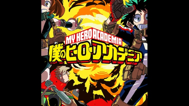 Steam Workshop Boku No Hero Academia The Day Has Come Soundtrack