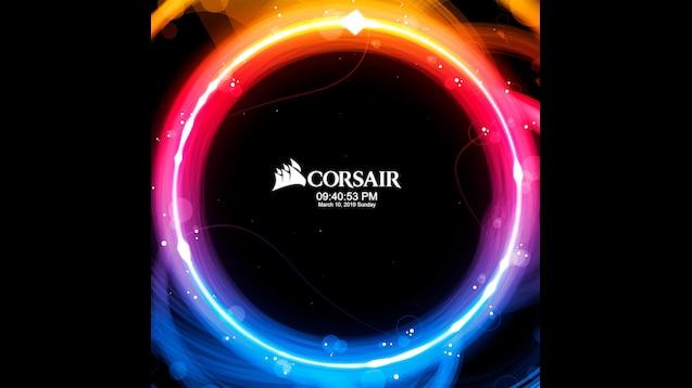 "Steam Workshop::Corsair Wallpaper: ""Color Wheel"" (Audio ..."