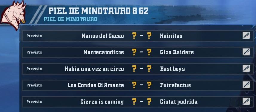 Campeonato Piel de Minotauro 8 - Grupo 2 / Jornada 5 - hasta el domingo 24 de marzo 97D9A1D4086386709983328E63FD5C06ED4F34F3