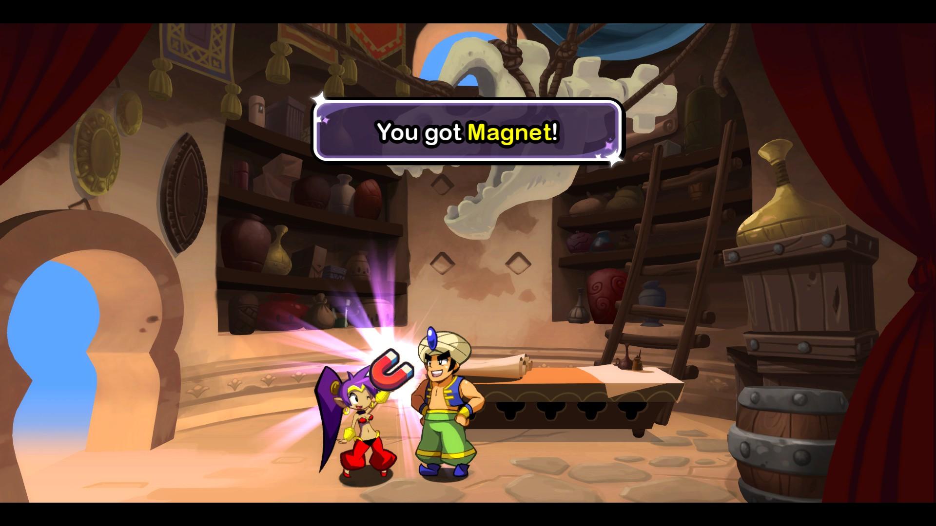 shantae half genie hero guide