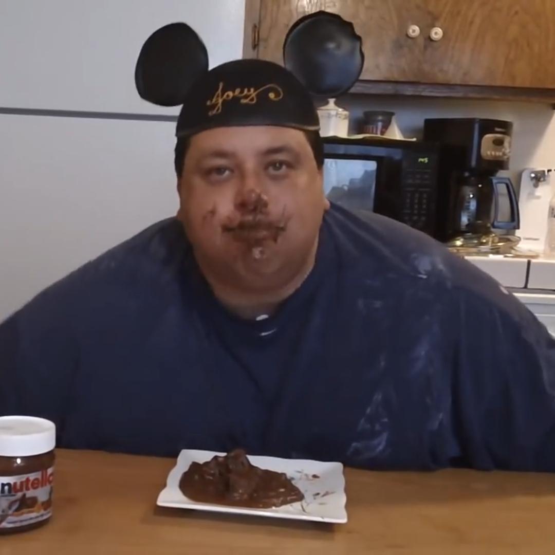 Joeys World Tour Nutella Challenge