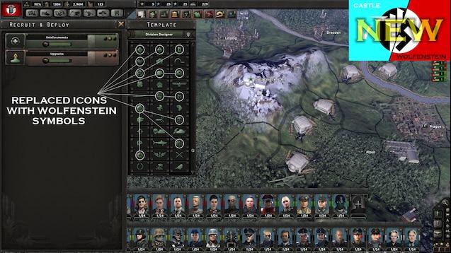 Steam Workshop :: Castle Wolfenstein V1