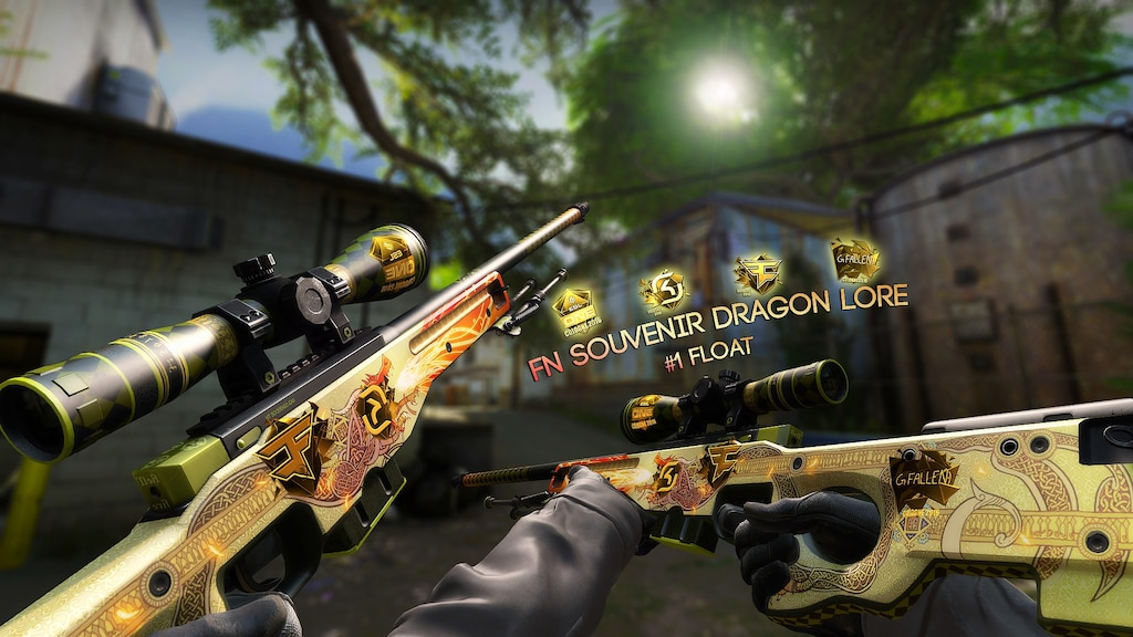 Awp Dragon Lore Battle Scarred
