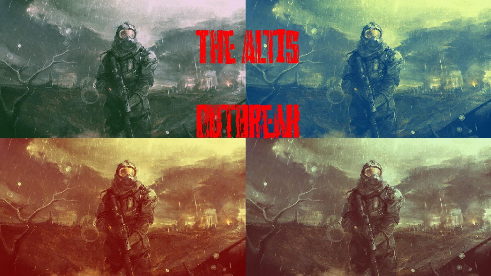 The Altis Outbreak (Ravage Mod)