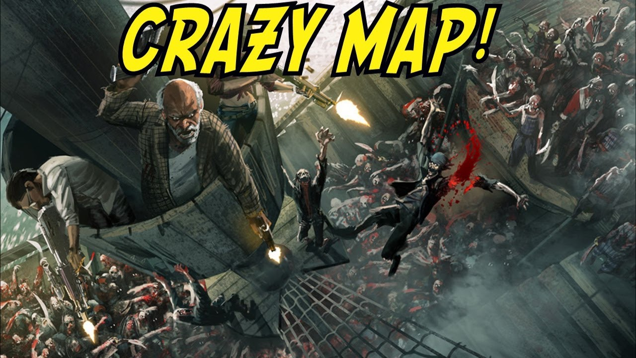Steam Workshop :: Zombies maps worth downloading