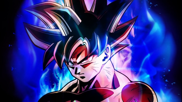 Steam Workshop Dragon Ball Super Goku Transform 4k Live