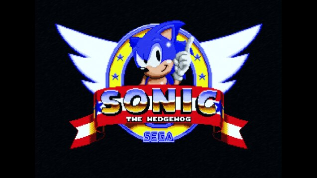 Steam Workshop :: Sonic The Hedgehog : GameMaker Demo