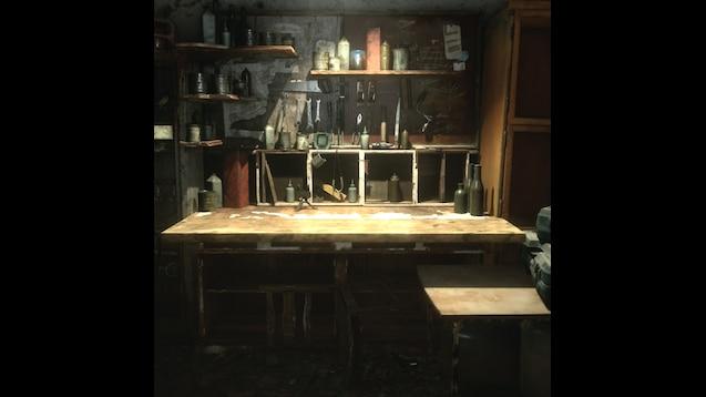 Fantastic Steam Workshop Metro Exodus Workbench Inzonedesignstudio Interior Chair Design Inzonedesignstudiocom