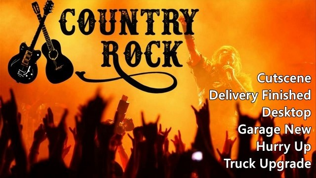 Good country rock songs