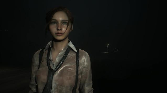 Steam Workshop Resident Evil 2 Remake Claire Redfield Noir 18